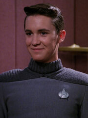 Wesley Crusher 2366