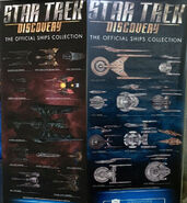 Eaglemoss ST Discovery Official Starships Collection banner