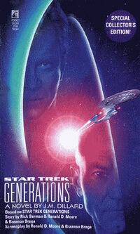 Generations (novel cover)