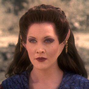 Kilana, a Vorta female (2373)