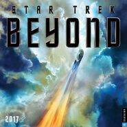 Star Trek Beyond Calendar 2017