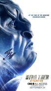 Star Trek Discovery Season 1 Voq poster 2