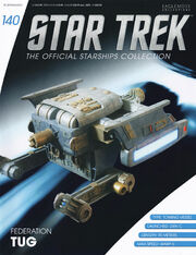 Star Trek Official Starships Collection issue 140