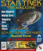 Star Trek The Magazine volume 1 issue 18 cover 2