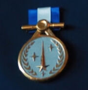 Starfleet Medal of Honor 2257
