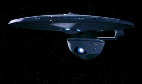 USS Excelsior 2293