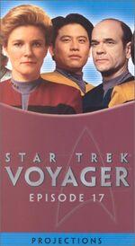 VOY 17 US VHS
