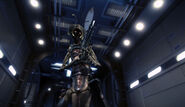 Xindi-Insectoid soldier