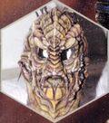 Xindi-Reptilian mask