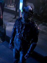 Borg-Drohne (Hologramm) 2377