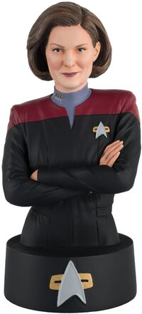 Eaglemoss Official Busts Collection Janeway