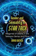 Gender and Sexuality in Star Trek cover