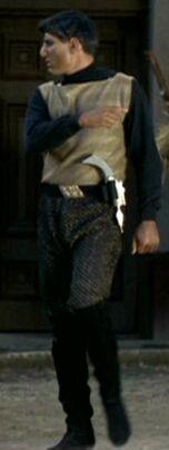 Klingon male uniform