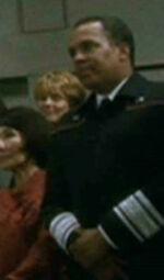Starfleet admiral in 2151