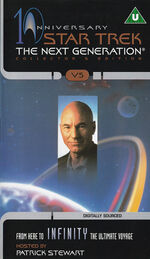 TNG 10th Anniversary Collector's Edition volume 5 cover