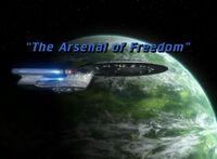 The Arsenal of Freedom - scena tytułowa