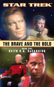 The Brave and the Bold, Book One cover