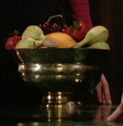 Bowl of Earth fruits