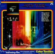 Cover Star Trek The Motion Picture, Super 8 (German)