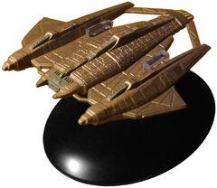 Eaglemoss 179 Vidiian Starship