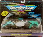Galoob Star Trek MicroMachines no.65883a