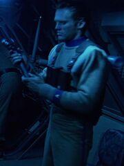 Mitglied 3 Sicherheitsteam Enterprise-A 2287