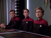 Nova-Staffel vor Gericht