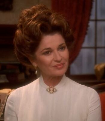 ...as Countess Regina Barthalomew