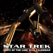 Ships of the Line 2010 preview cover
