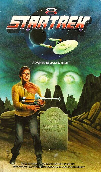Star Trek 8 (Corgi Books 1984)