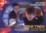 Star Trek Deep Space Nine - Season One Card052