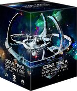 Star Trek Deep Space Nine Complete Series DVD Region 1