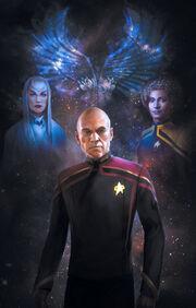Star Trek Picard - Countdown, issue 3 Textless