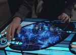 TCARS navigation panel