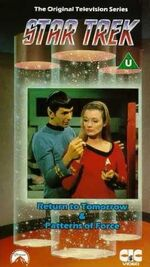 TOS vol 27 UK VHS cover