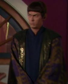 Talok as Vulcan
