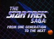 The Star Trek Saga