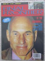 Final Frontier issue 26 cover