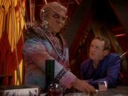 Quark ist von Ehen nach Art der Ferengi überzeugt