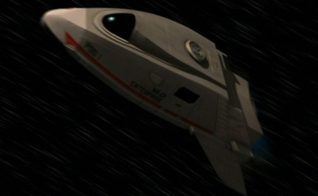 <i>Shuttlepod 1</i>