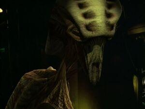 Species 8472 close-up