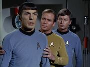 Spock ist blind