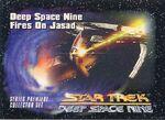Star Trek Deep Space Nine - Series Premiere Card 42