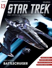 Star Trek Official Starships Collection Issue 13