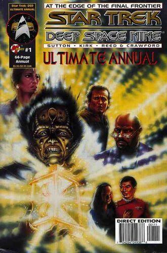 Ultimate Annual cover