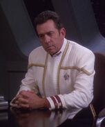 William Ross, flag officer dress uniform