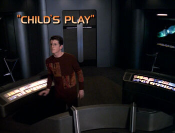 Child's Play title card