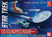 AMT Model kit AMT763 3-piece Original Series Set 2013
