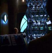 Marayna's space station interior