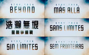 Star Trek Beyond international titles